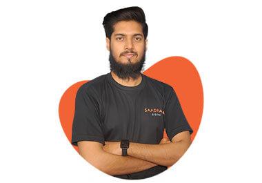 Saad Raza SEO Trainer