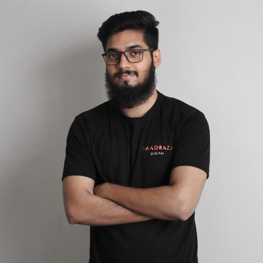 Saad Raza SEO Digtial Marketing Expert in Pakistan